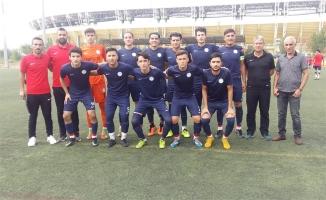 U19'da Şampiyon Karaköprü Oldu