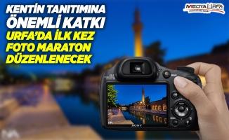 Urfa'da ilk kez foto maraton düzenlenecek