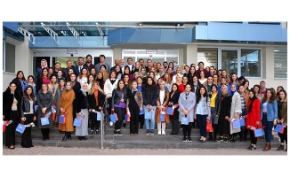 Dicle Elektrik 8 Mart'ı erken kutladı