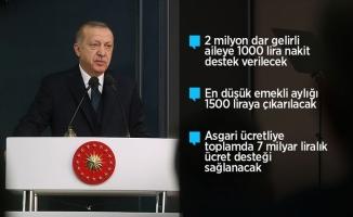Erdoğan: Hep birlikte başaracağız