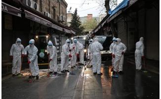 Eyyübiye'de temizlik seferberliği sürüyor