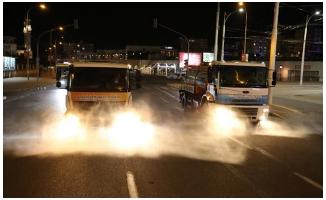 Haliliye'de salgınla topyekün mücadele sürüyor
