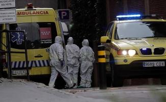 Koronavirüsten ölüm sayısı 13 bini aştı