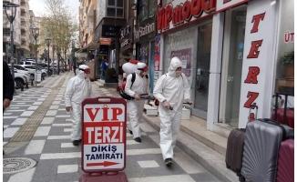 Urfa'da koronavirüsle etkin mücadele