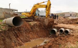 Haliliye'de Yol Çalışmaları Drenajla Güçlendiriliyor