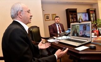 Kılıçdaroğlu: Hep birlikte mücadele ediyoruz