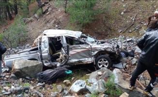 Mersin'de feci kaza! 3 ölü