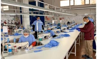 Tunceli'den 200 bin maske