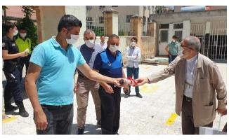 Suruç'ta vatandaşlara seccade dağıtıldı
