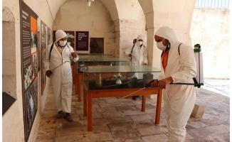 Urfa'daki tesisler ve müzeler 1 Haziran'a hazır