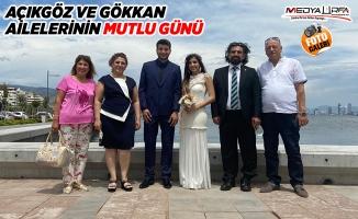 Usta Fotoğrafçı Açıkgöz, oğlunu evlendirdi