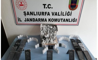 Jandarma'dan silah ve uyuşturucu operasyonu