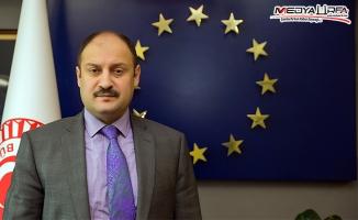 Gülpınar yeniden AB Uyum Komisyonu Başkanı