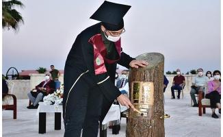 Urfa'da Tıp Fakültesi, 20. Dönem Mezunlarını Verdi