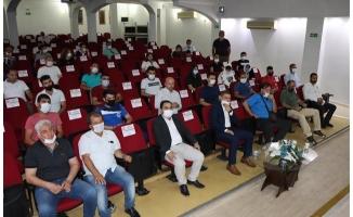 Karete bölge istişare toplantısı Urfa'da yapıldı