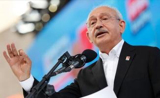 Kılıçdaroğlu: Bütün dünyanın destek vermesi lazım