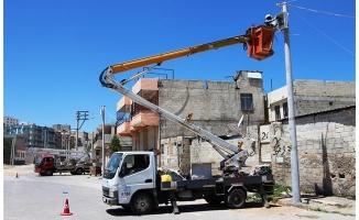 Urfa'nın enerji alt yapısına 5 milyon liralık yatırım