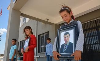 Urfa'daki öğrencileri, Şehit Öğretmen'i unutamıyor