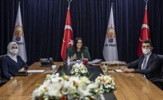 Siyasi partiler videokonferans ile bayramlaştı