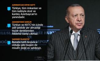''Ermenistan, Azerbaycan topraklarını terk etmelidir''
