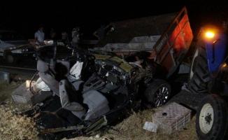 Mardin'de feci kaza: 6 ölü