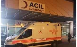 Halfeti'de devrilen motosikletin sürücüsü öldü