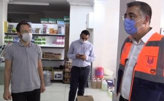 Şanlıurfa'da Gıda ve Hijyen Denetimleri