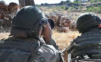 Suriye'nin kuzeyinde PKK'lı 11 terörist öldürüldü