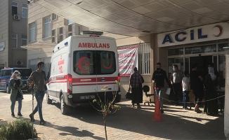 10 işçi gıda zehirlenmesi şüphesiyle hastaneye kaldırıldı