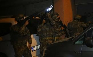 Adana merkezli operasyon: 10 gözaltı