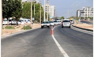 Akçakale-Şanlıurfa yolu 2. Etap Çalışmaları Başladı