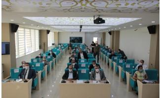Büyükşehir'de ekim ayı meclis toplantıları sona erdi