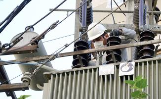 Elektrik şebekesi kış şartlarına hazırlanıyor