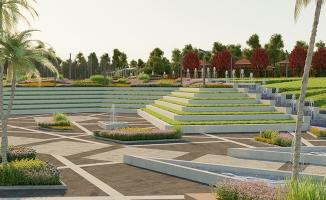 Eyyübiye'deki millet bahçesiyle ilgili önemli gelişme