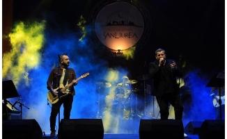 Gece Yolcuları Urfa'da konser verdi
