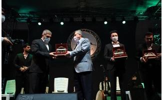 Grup Dergah ve Abdurrahman Önül Urfa'da konser verdi