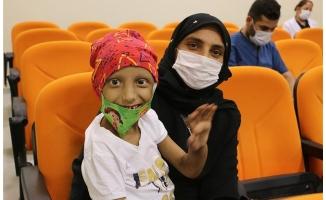 Lösemi Hastası Çocuklar Büyükşehir ile Moral Buldu