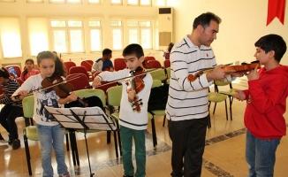 Şanlıurfa'da sanat kursları başlıyor