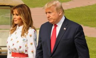 Trump ve eşi Melania Trump Kovid-19'a yakalandı
