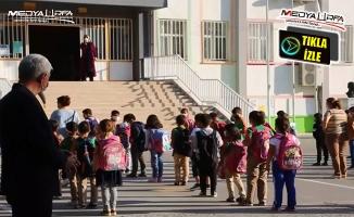 Urfa'da Yüzyüze Eğitime Geçişte İkinci Aşama Başladı