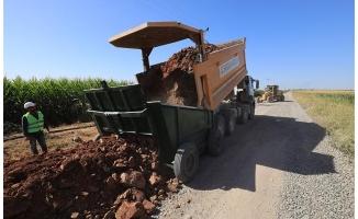 Viranşehir, Büyükşehir'in yatırımlarıyla kalkınıyor