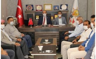 Yalçınkaya'dan AK Parti teşkilatı ile birlik mesajı