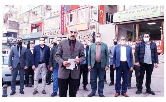 Urfa CHP'den Çakıcı açıklaması