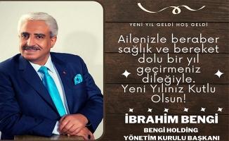 Bengi Holding'in yeni yıl mesajı