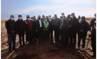 Soylu ve Pakdemirli Ceylanpınar'da Sorunları Dinledi