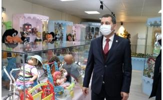 Baydilli çocukları oyuncak müzesine davet etti