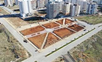 Güllübağ'a 6 bin metrekarelik park kazandırılyor