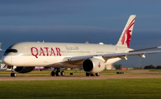 İngiltere-Katar Uçağı Urfa'ya zorunlu iniş yaptı