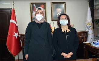 Milletvekili Açanal'dan Başkan Çakmak'a ziyaret