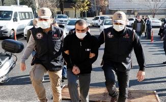 Urfa'da yakalanan DEAŞ'lı terörist adliyede